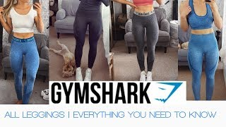 GYMSHARK LEGGINGS REVIEW | Everything you need to know!