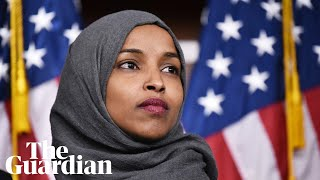 Ilhan Omar: congresswoman receives death threats after Trump 9/11 tweet
