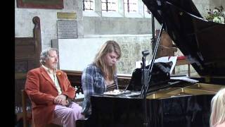 Tabitha Rodney plays Rachmaninov's Prelude in C#m