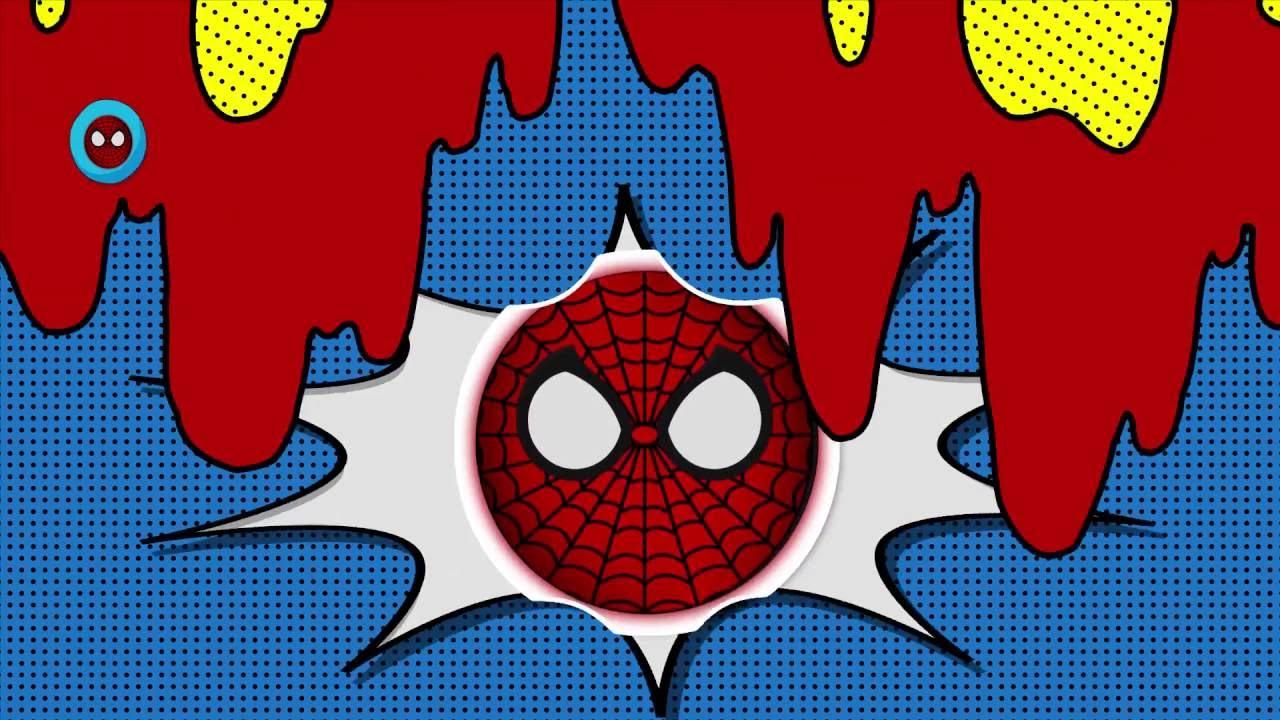 Spiderman Und Batman Einstiche Luftballons/Spiderman und Batman ...