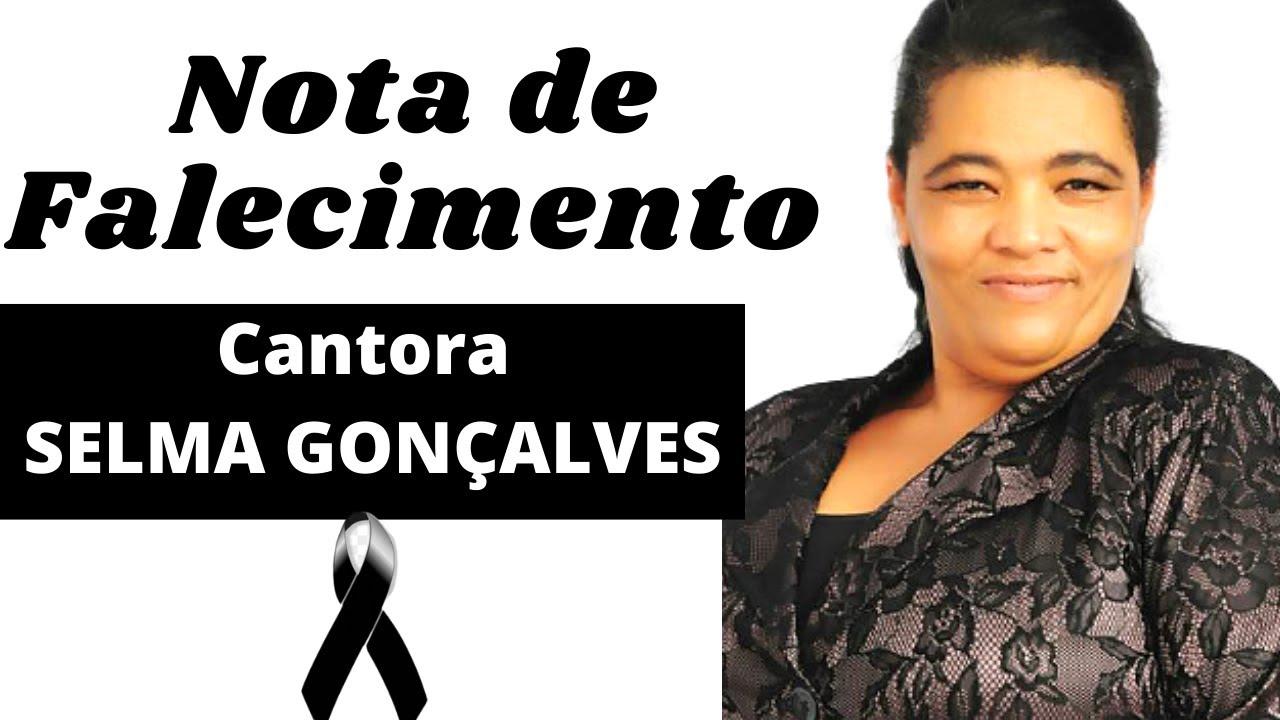 Cantora Selma Gonçalves Morre de Covid-19 - YouTube