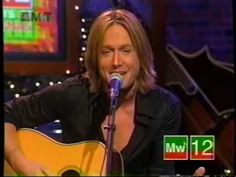 Keith Urban - Let It Snow (Live on CMT)