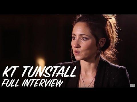 KT Tunstall Interview