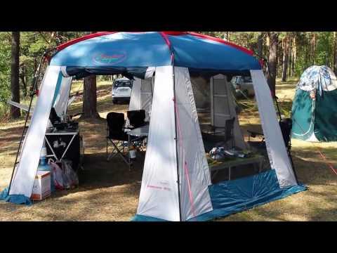 Шатер тент кухня Canadian camper Summer house