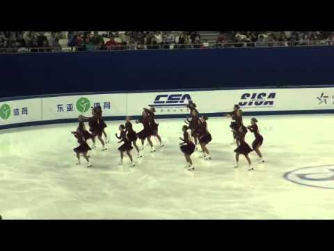 Shanghai Trophy 2016 - Team Surprise - Sweden - Free Program