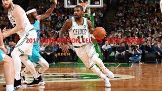 "Boston Celtics (Brad Stevens) ""Flex"""