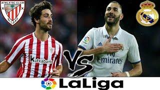 La Liga 2018: Athletic Bilbao vs Real Madrid - 15/09/2018 - Palpite - Pes 2019 - PC