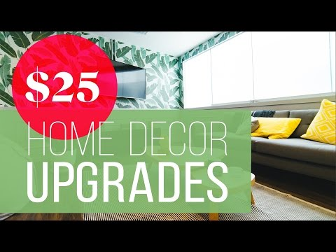8 Easy Home DéCor Upgrades That Cost Less Than $25