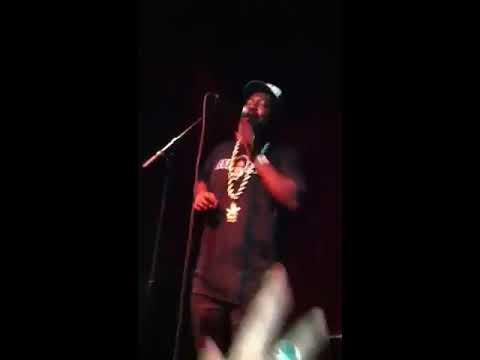 Crazy rap. Afroman (live)