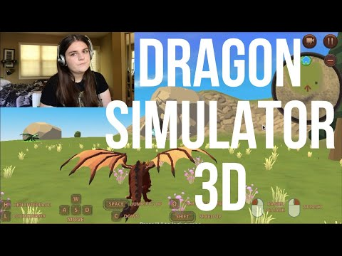 Playing DRAGON SIMULATOR