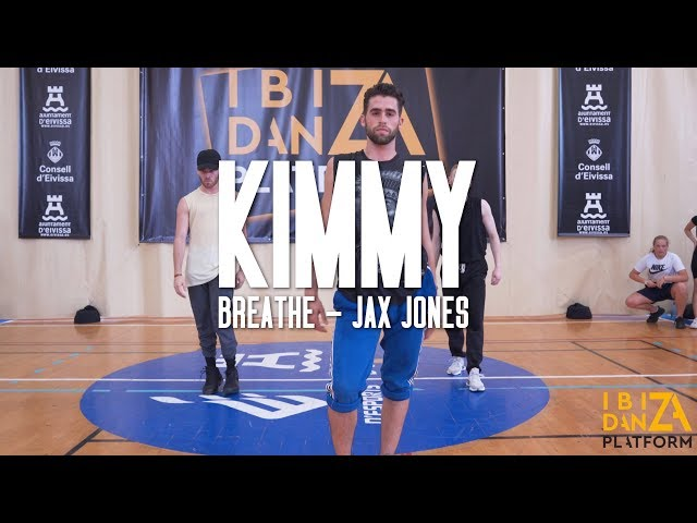 Kimberley Taylor Choreography // Breathe - Jax Jones // IBIZA DANZA PLATFORM