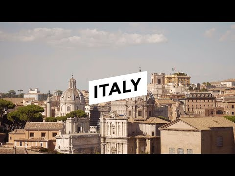 THE ITALY VLOG 2017