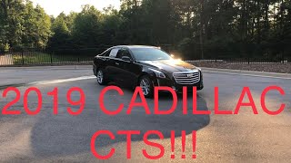 2019 Cadillac CTS Review and Features
