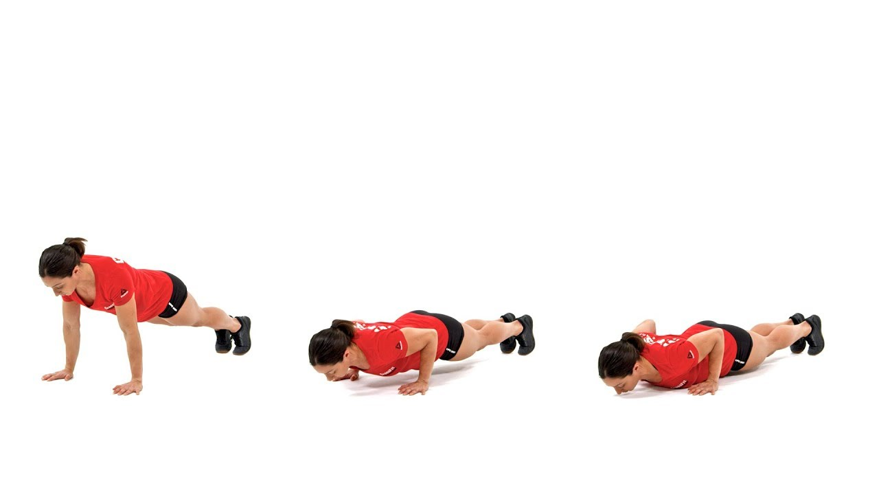 """How to Get """"Fit Enough"""" to Start: Push-ups"""