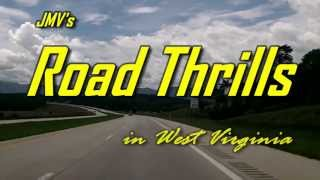 Corridor H (US 48 in West Virginia) Part Two - from MM 101 to 128