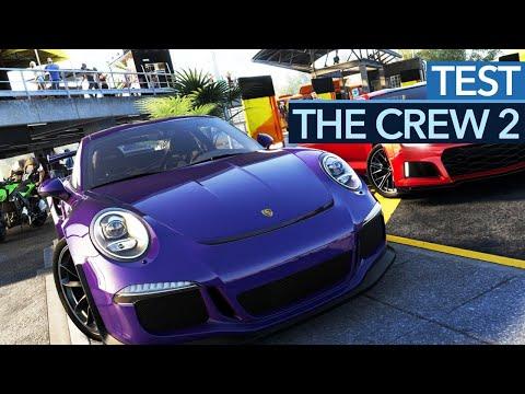 The Crew 2  - Test / Review Zum Open-World-Rennspiel (Gameplay)