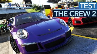 The Crew 2  - Test / Review zum Open-World-Rennspiel (Gameplay)