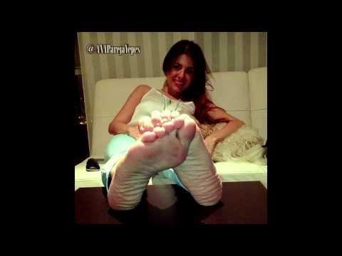 Anna Pareja Yepes Feets Footmodel