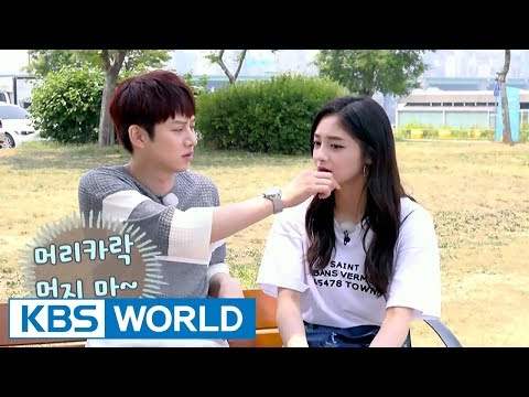 Heechul&Pristin's KyulKyung's 'Everything About Girl Group Dating Life'![We Like Zines/2017.09.12]