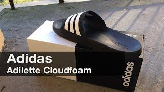 ЛУЧШИЕ СЛАНЦЫ/ШЛЕПАНЦЫ | Adidas adilette cloudfoam - Видео от Хоатичность