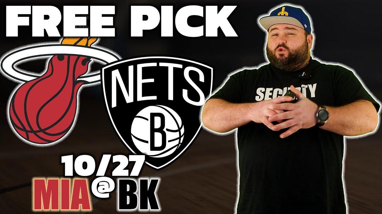 Nets vs. Heat odds, line, spread: 2021 NBA picks, Oct. 27 ...
