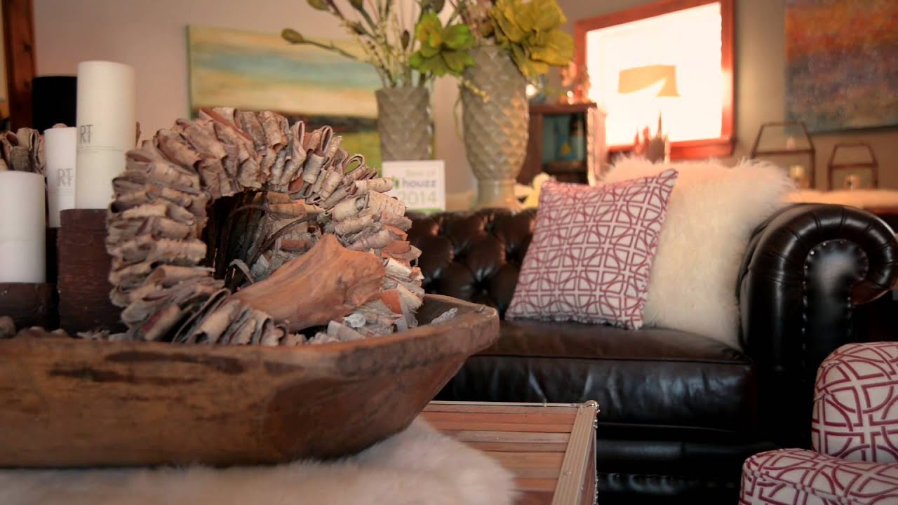 Urban Rustic Living showroom Huntsville ON  YouTube