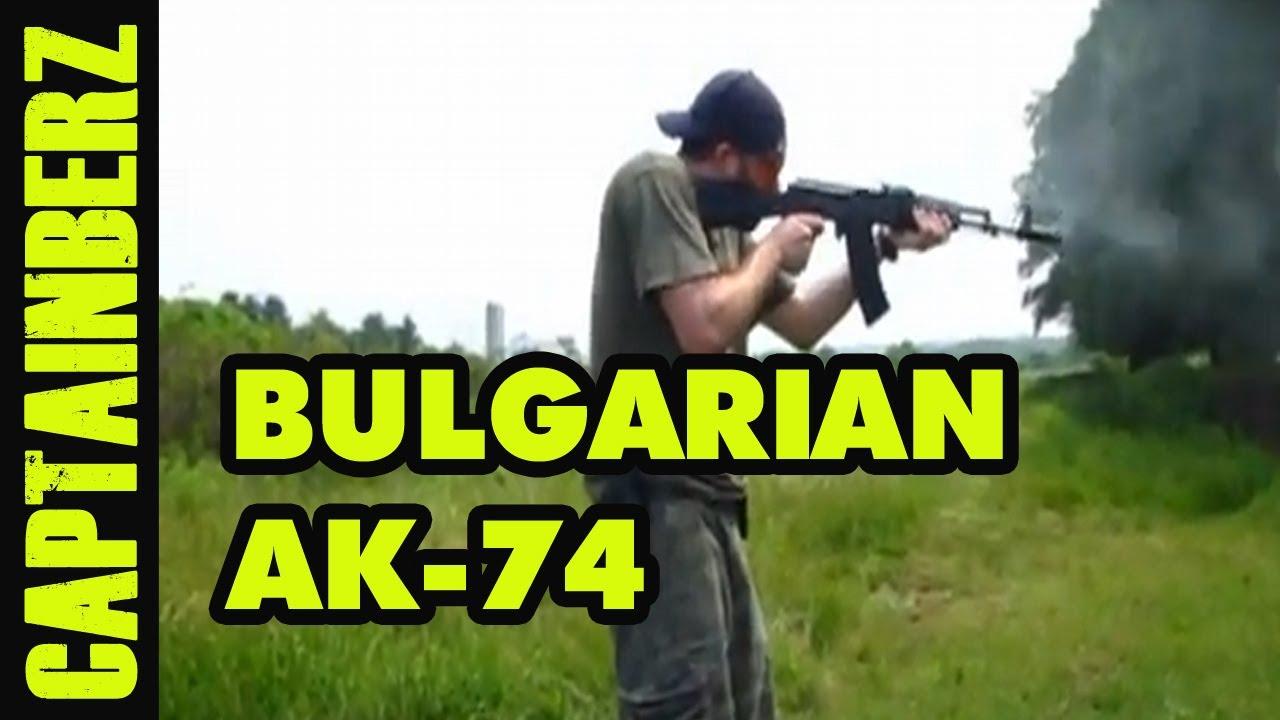 Tennessee Guns Bulgarian AK-74 (5 45x39)