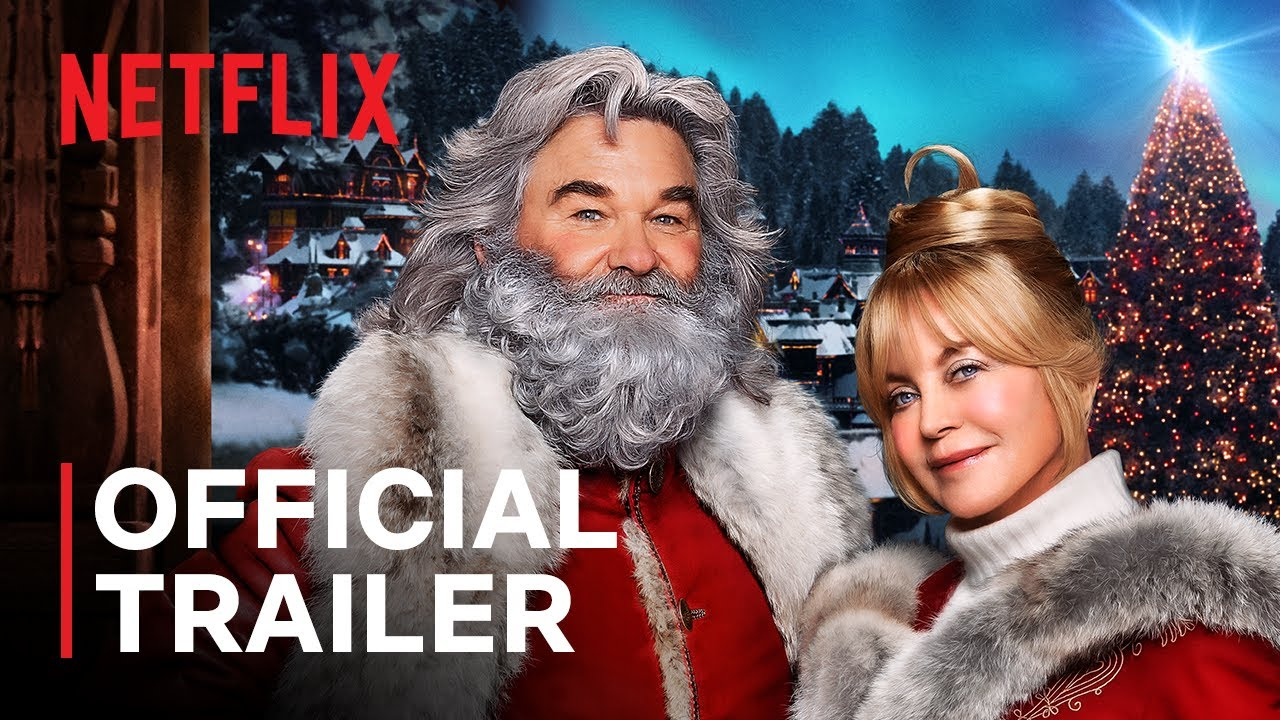 Download The Christmas Chronicles 2 starring Kurt Russell & Goldie Hawn | Official Trailer | Netflix