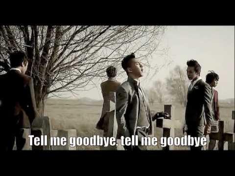 Big Bang Tell Me Goode English Lyrics