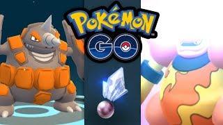 Etliche Entwicklungen mit Sinnoh-Steinen | Pokémon GO Deutsch #830