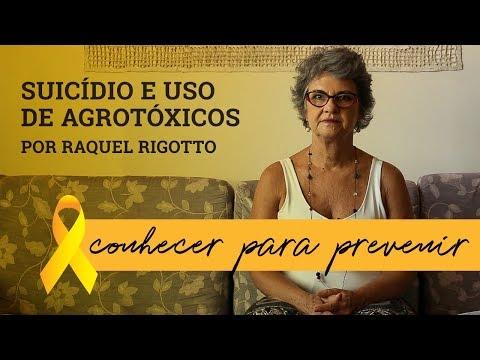 Conhecer para prevenir #2 - Suicídio e uso de agrotóxicos, por Raquel Rigotto