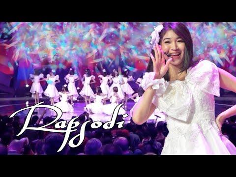 RAPSODI - JKT48 [Indonesian Soccer Award Indosiar]