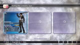 Squall Plays Games! Dissidia NT Closed BETA