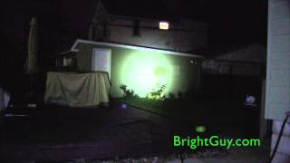 Maglite 3rd GEN LED D-cell Flashlights Review