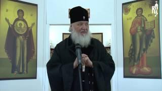 Патриарх посетил храм свв. Косьмы и Дамиана(Днем 22 декабря 2012 года Предстоятель посетил храмы Калининграда — церковь свв. Космы и Дамиана и храм Рождес..., 2012-12-23T23:06:18.000Z)
