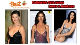 Best Top of The world Catherine Zeta-Jones' Loves & Hookups