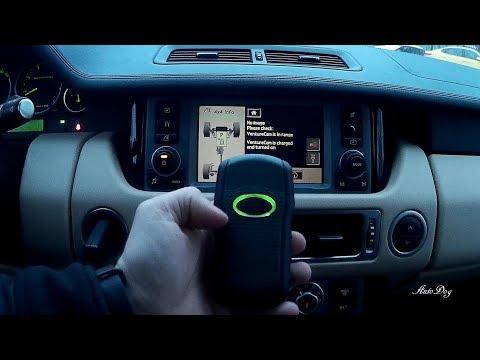 Range Rover часть 2. Ремонт беспроводной камеры. Venture Cam.