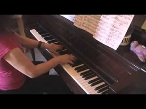 Debussy Arabesque no.1, practicing triplets against 8ths, teacher, Shirley Kirsten