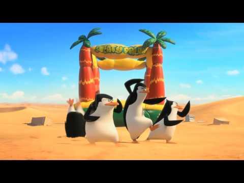 Пингвины из Мадагаскара (2014) - обзор кино (GTV)