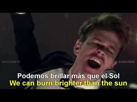 Fun ft. Janelle Monae - We Are Young [Lyrics English - Español Subtitulado]