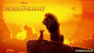 Az oroszlánkirály (The Lion King) - szinkronizált előzetes #2