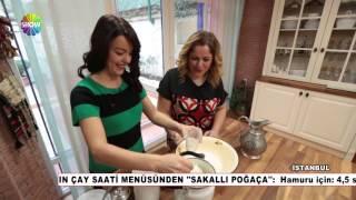 Nursel39;in Mutfağı  Sakallı Poğaça Tarifi  12 Mart