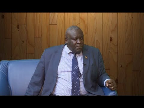 Exclusive interview with Mr. Sam Engola Hon. Minister of Uganda
