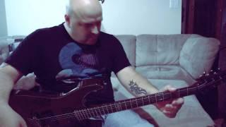 Pat Benatar - Heartbreaker (Guitar Cover)