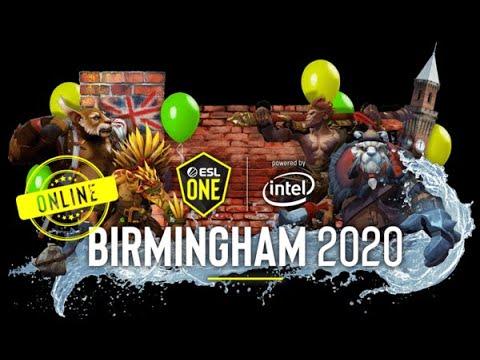 ALLIANCE Vs NIP | ESL One Birmingham 2020 | DOTA 2 LIVE | NO CASTER | GIVEAWAY AT DESCRIPTION