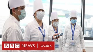 Ўзбекистон Коронавирус қачон йўқолади O zbekiston koronavirus BBC News O zbek