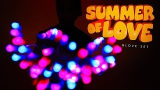[PM] Dazed - Summer of Love Glove Light Show [EmazingLights.com]