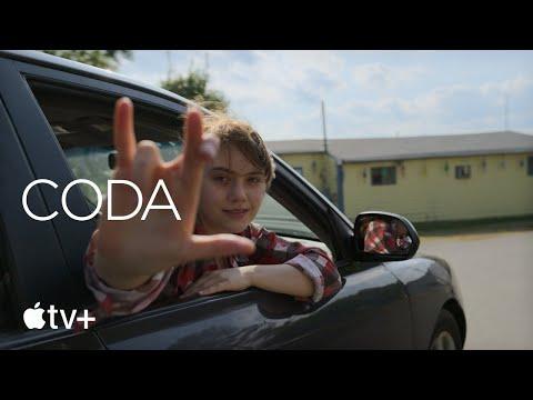 CODA — Official Trailer   Apple TV+