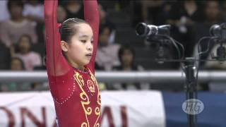 Artistic Worlds 2011 TOKYO - Women's Apparatus Final: Balance Beam, Floor - We are Gymnastics!
