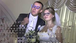 Венчание Виктории и Николая в Луганске 2015